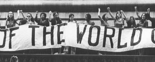 Tercera ola del feminismo