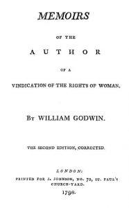 Memorias de la autora de vindicación por los derechos de la mujer