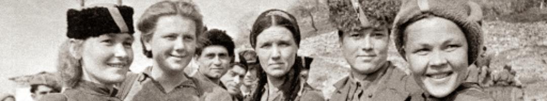 La guerra no tiene rostro de mujer portada